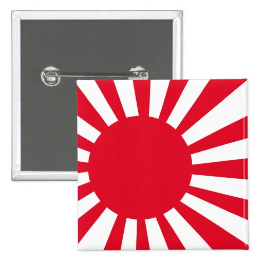 Japanese Navy Flag T-shirts and Apparel Pins