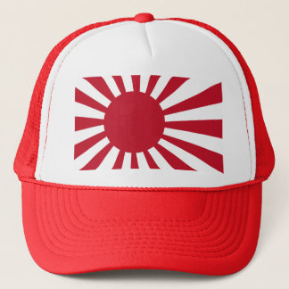 Japanese Navy Flag T-shirts and Apparel Trucker Hat