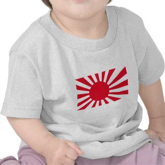 Japanese Navy Flag T-shirts and Apparel