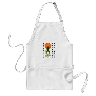 Japanese New Year Aprons
