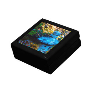 Japanese Painted Garden Gift Box