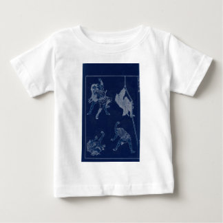 Japanese Painting of woman and Mt. Fuji c. 1800's T Shirts