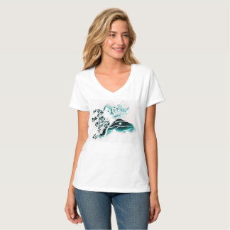Japanese Painting T-Shirt