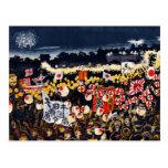 Japanese Parade Post Card