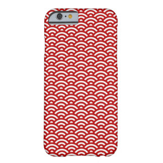 Japanese pattern barely there iPhone 6 case