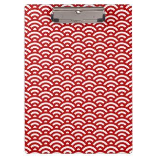 Japanese pattern clipboard