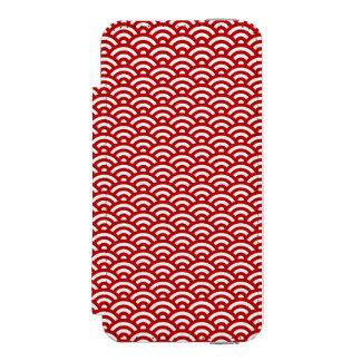 Japanese pattern incipio watson™ iPhone 5 wallet case