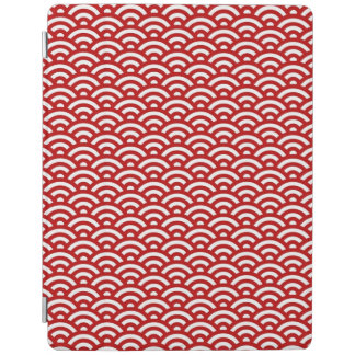 Japanese pattern iPad cover