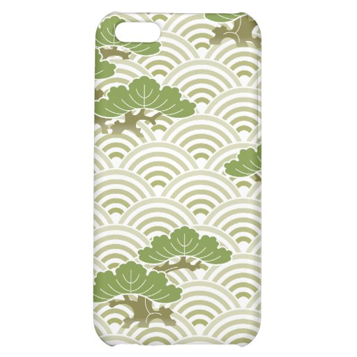 Japanese Pattern iPhone 5C Covers