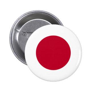 Japanese pride pinback button