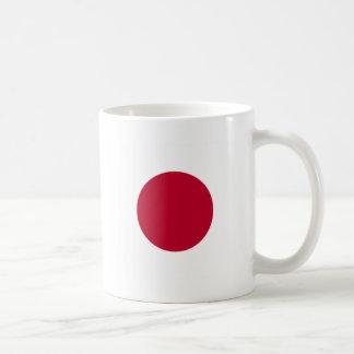 Japanese pride basic white mug