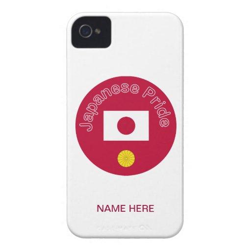 Japanese Pride iPhone 4 Case-Mate Case