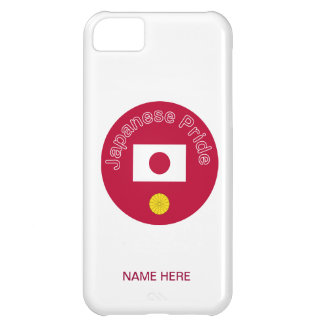 Japanese Pride iPhone 5C Cover