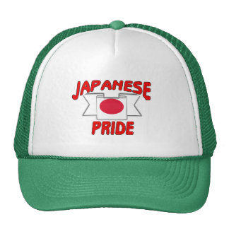 Japanese pride hat