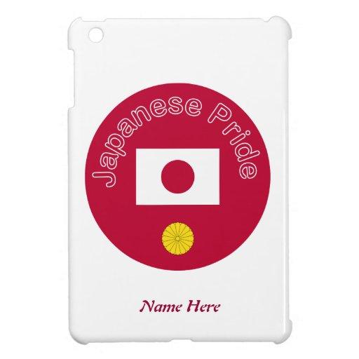 Japanese Pride iPad Mini Cases