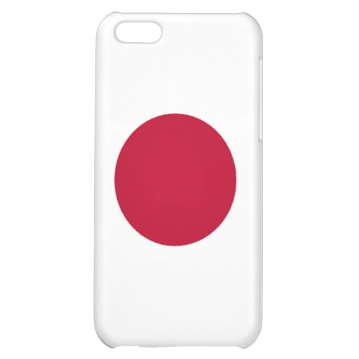 Japanese pride cover for iPhone 5C