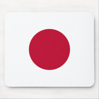 Japanese pride mouse pad