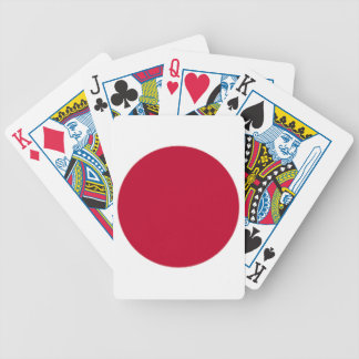 Japanese pride playing cards