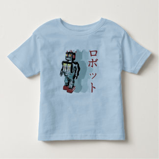 Japanese Robot Toddler T-Shirt