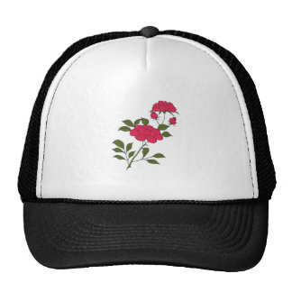 Japanese Roses Hat