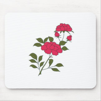 Japanese Roses Mousemats