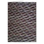 japanese rush carpet グリーティング・カード