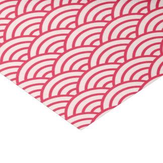 Japanese Sakura Koinobori Fish Scale Pattern Tissue Paper
