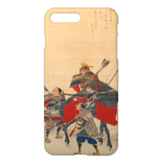 Japanese Samurai (Vintage Japanese Print) iPhone 8 Plus/7 Plus Case