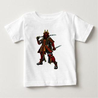 Japanese Samurai Warrior Baby T-Shirt