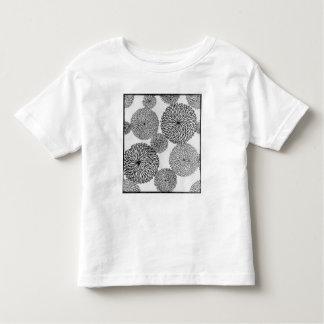 Japanese School's Chrysanthemums Toddler T-Shirt