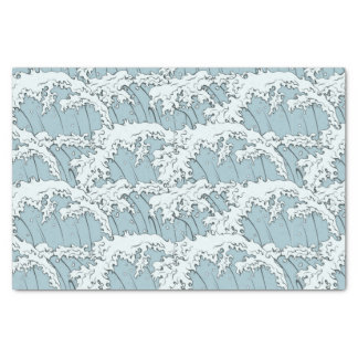 Japanese Sea themed Wedding Tissue Paper