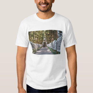 Japanese Shrine entrance Tee Shirts