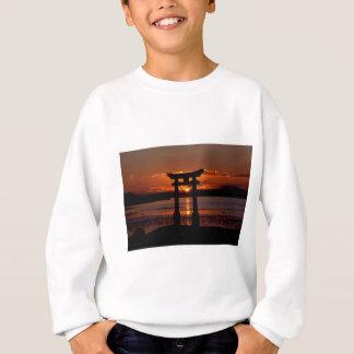 Japanese Shrine Nagao Sweatshirt