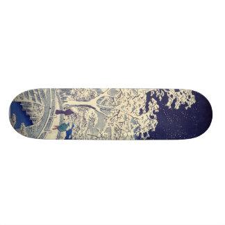 Japanese skateboard