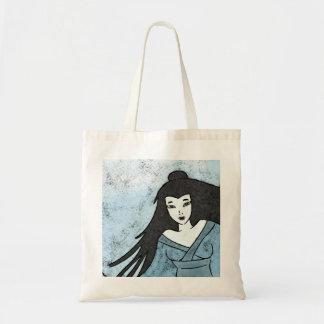 Japanese Snow Lady Bag