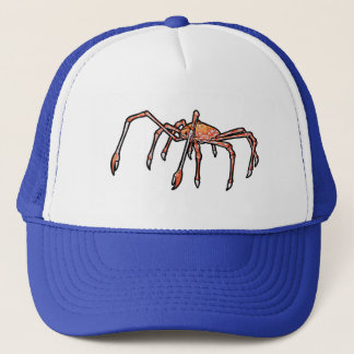 Japanese Spider Crab Trucker Hat