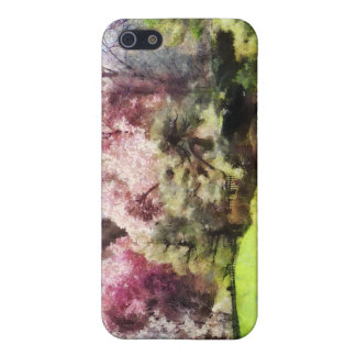 Japanese Spring Cover For iPhone 5