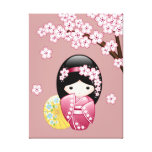 Japanese Spring Kokeshi Doll