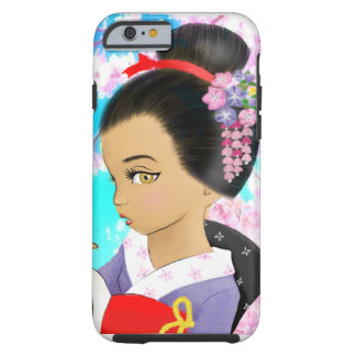 Japanese Spring Tough iPhone 6 Case