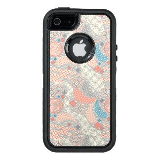Japanese style pattern. Illustration. OtterBox iPhone 5/5s/SE Case