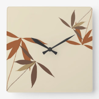 Japanese Style Wall Clock