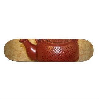 Japanese Teapot Custom Skate Board