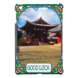 Japanese temple cover for the iPad mini