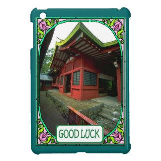 Japanese temple iPad mini case