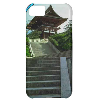 Japanese temple steps iPhone 5C case