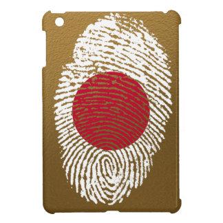 Japanese touch fingerprint flag iPad mini cover