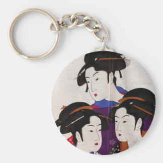 Japanese Traditional Key Ring