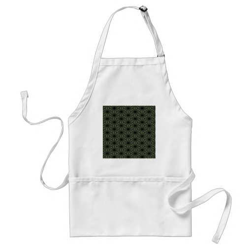 Japanese traditional pattern. aprons