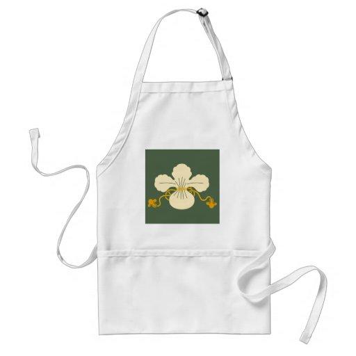 Japanese traditional pattern - Tsutumi - Package Aprons