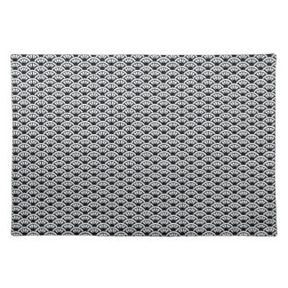 Japanese traditional pattern vol.5 placemat